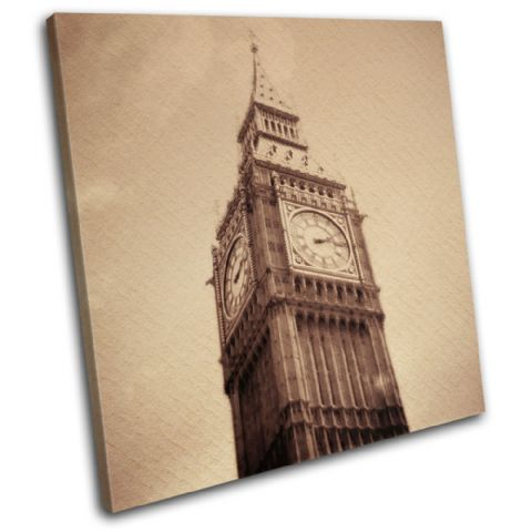 Big Ben London City Architecture - 13-1346(00B)-SG11-LO